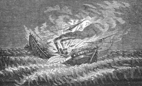 Pulaski Sinking